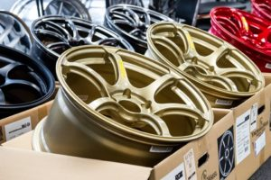 ADVAN RACING RGIII 18 Inch 10.5J 5×114.3mm ET+15  Alloy Wheels – Track Circuit Racing