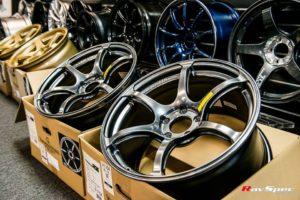 ADVAN RACING RGIII 17 Inch 8.5J 5×114.3mm ET+31  Alloy Wheels – Track Circuit Racing