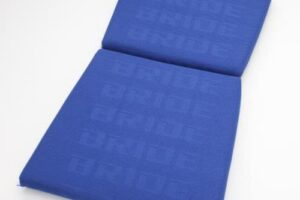 Bride Back Seat Cushion Logo