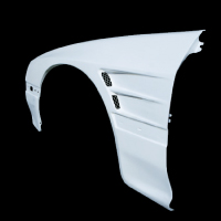D-max  FC 3 S RX – 7 + 20 Mm Front Over Fender