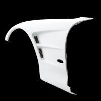 D-max  FD 3 S RX – 7 + 20 Mm Front Over Fender