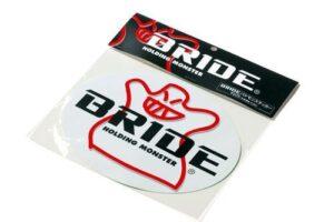 BRIDE Ellipse Sticker