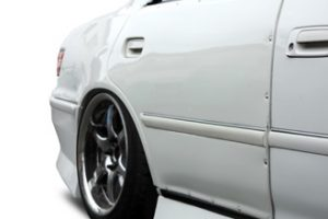 D-max Rear Over Fender Left And Right Set (rear Door / Fender) 100 Mark 2 + 30 Mm