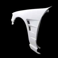 D-max A31 Cefiro + 20 Mm Front Over Fender