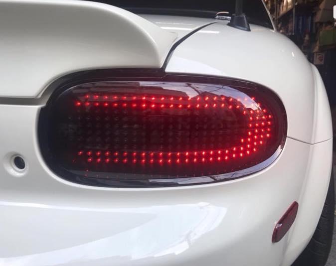 Japwest Modsnew 2019 Car Shop Glow Original Mazda Mx5 Led Taillights