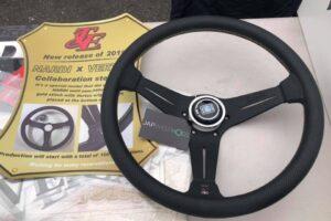 Vertex & Nardi Collab Steering Wheel – Exclusive To JapwestMods – Serial Number
