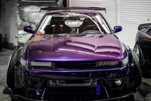 JDM Built V8 Powered S13 Silvia Rocket Bunny Kitted – One-Off Racing Drift Car
