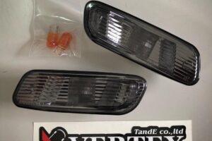 New VERTEX Soarer JZZ30 Smoked Sidelights