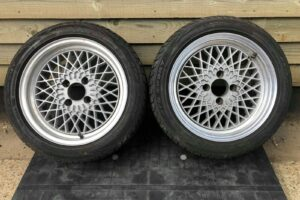 SSR MESH ALLOY WHEELS (Pair)