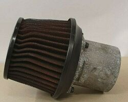 APEXi Power Intake Induction Air Filter + Hard Pipe Genuine JDM Drifting Drift