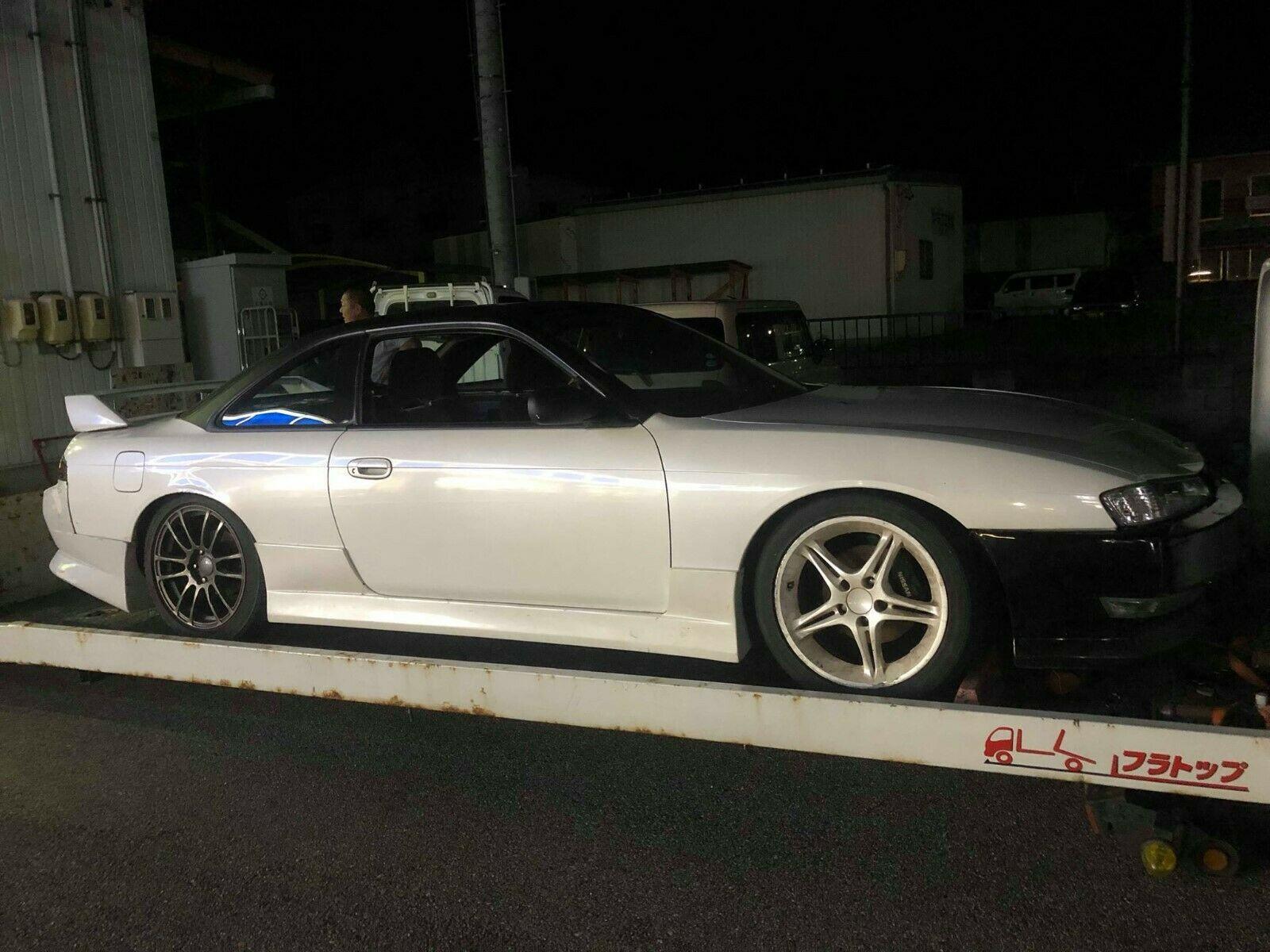 Nissan Silvia S14a Kouki 200sx SR20det Turbo Import JDM Driftcar Track car  Zenki