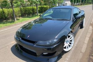 Clean Nissan S15 – SOLD