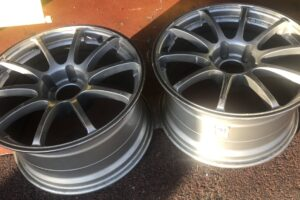ADVAN Racing RG Alloy Wheels – 17 Inch 8J ET+35 (Pair)