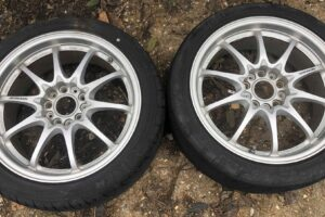 RAYS Volk Racing CE-28 Alloy Wheels Set – 17 Inch
