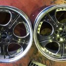 CHROME WORK EUROLINE ALLOY WHEELS – 18 Inch 7.5J ET+45 (Pair)