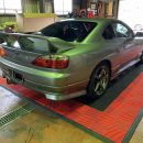 OEM Nissan S15 SPEC R AERO REAR SPOILER – ABS – PLASTIC