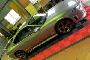 Immaculate Aero Silvia S15 Spec S Specification