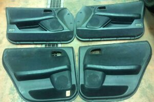 JDM Toyota ZX100 Chaser Door Cards 4 X Set