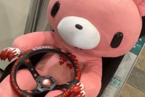 LIMITED EDITION Vertex Steering Wheel – Gloomy – DISHED SPOKE T&E Made – Exclusive To JapwestMods