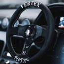 VERTEX x NIGHTRUNNER COLLABORATION SEMI-FLAT TYPE STEERING WHEEL – Exclusive to Japwest Mods