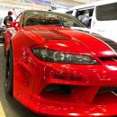 New V2 Nissan Silvia Vertex Super EDGE S15 WIDE BODY KIT