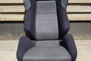Genuine Recaro SR2 Reclining Bucket Seat