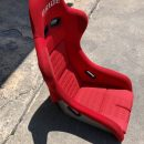 Genuine BRIDE ZETAIII BUCKET SEATS (PAIR)