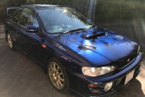 1999 Subaru Impreza WRX STI Type R Version 6 Import