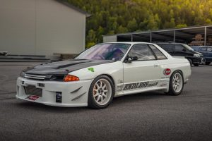 Endless Drag R32 GTR Demo Car