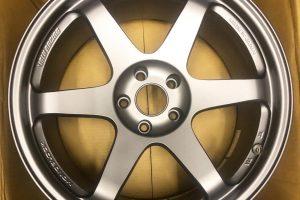 Classic VOLK RACING RAYS TE37 5×114.3 1995 Model Alloy Wheel Set